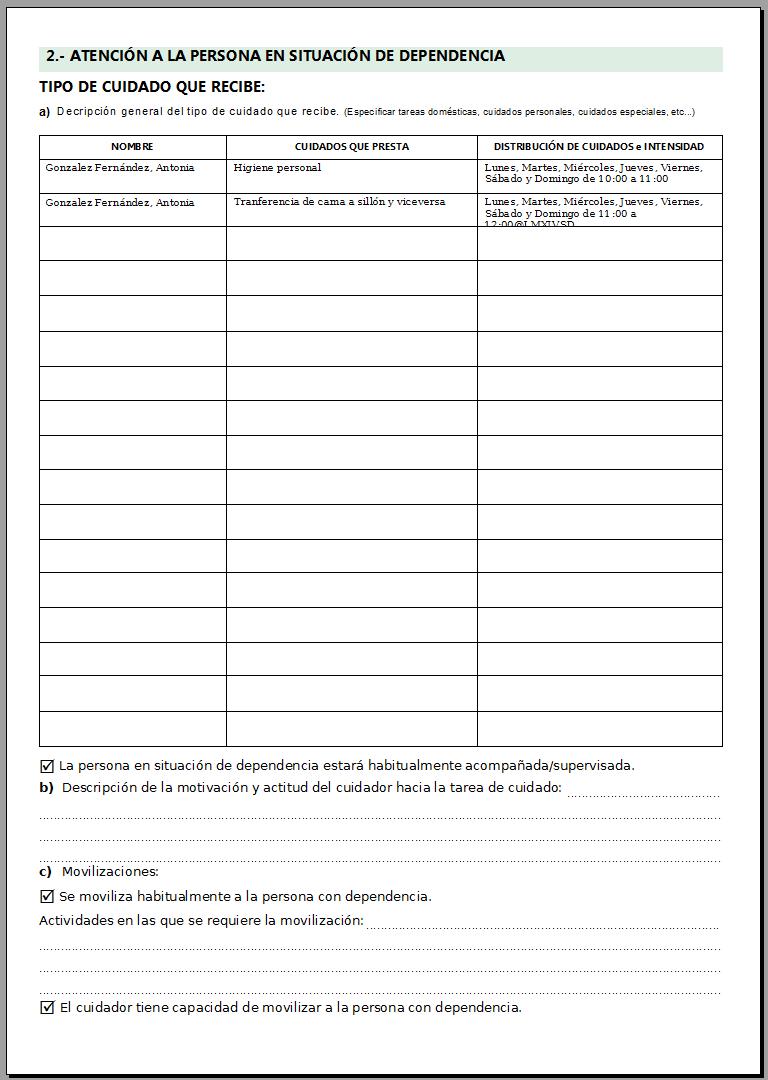 Software para Servicios Sociales » Los modelos de informes sociales ...